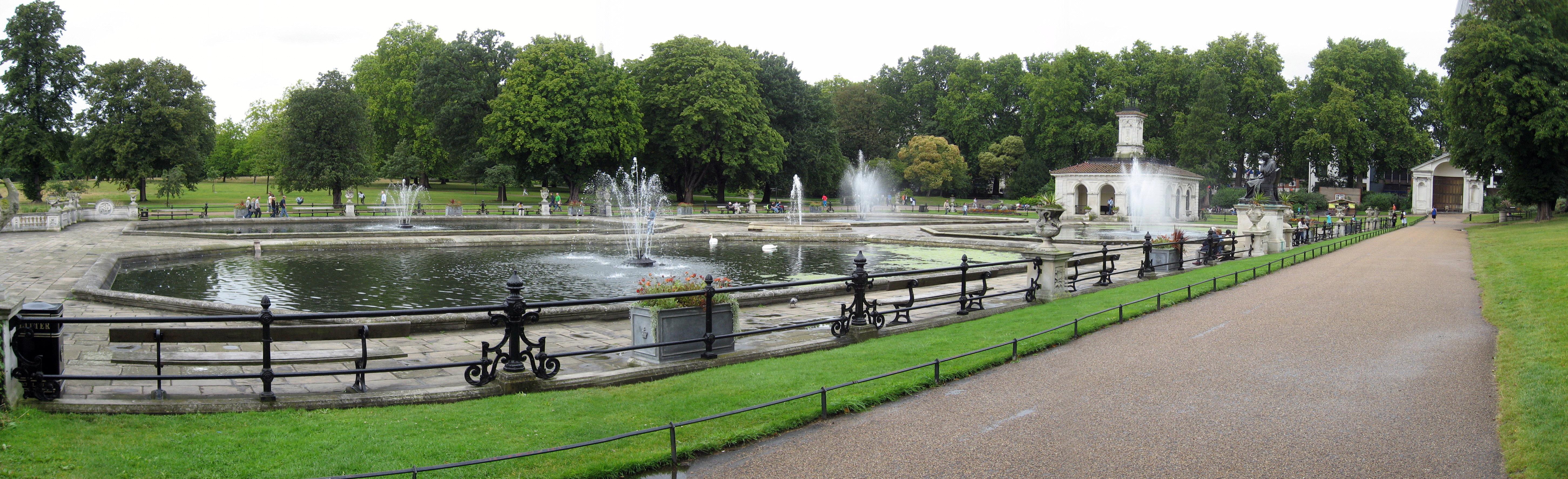The World's Greatest Urban Parks: Hyde Park, London | IDEAS ...