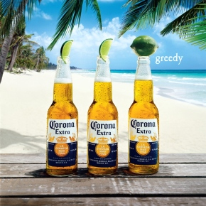 strategy of corona beer Corona has an interesting strategy on social networks like facebook, twitter, and  instagram we've  corona is the mexican beer that has taken over the world.