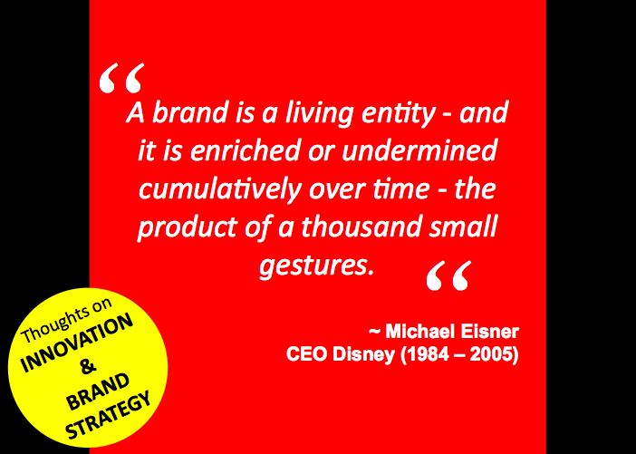 disney brand positioning Branding strategy insider is a service of the blake project: a strategic brand consultancy specializing in brand research, brand strategy, brand licensing and brand education free publications and resources for marketers.
