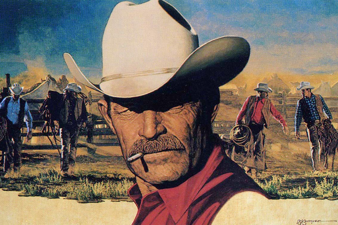 The Changing Face Of The Marlboro Man