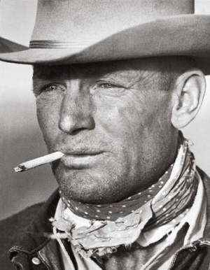 Clarence Hailey Long_the original Marlboro Man_LIFE Mag 1949