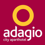 Logo corporate identity yellow circle doppelg ngers 3 for Adagio accor hotel