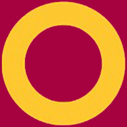 Logo corporate identity yellow circle doppelg ngers 3 for Adagio accor