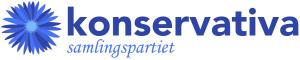 Logo_Konservativa-Samlingspartiet_political-party_dian-hasan-branding_SE-1